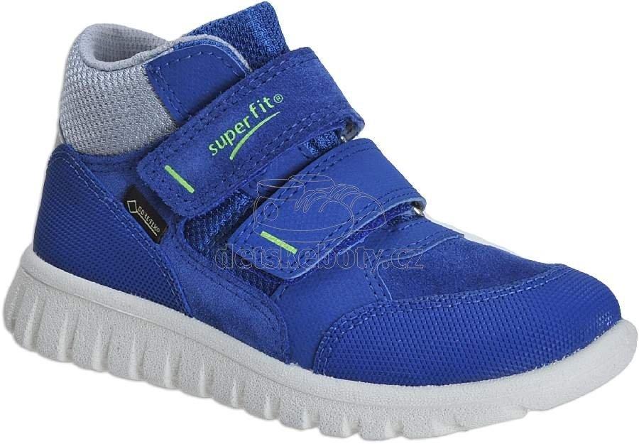 Detské celoročné topánky Superfit 4-00193-80 406d2f8cce