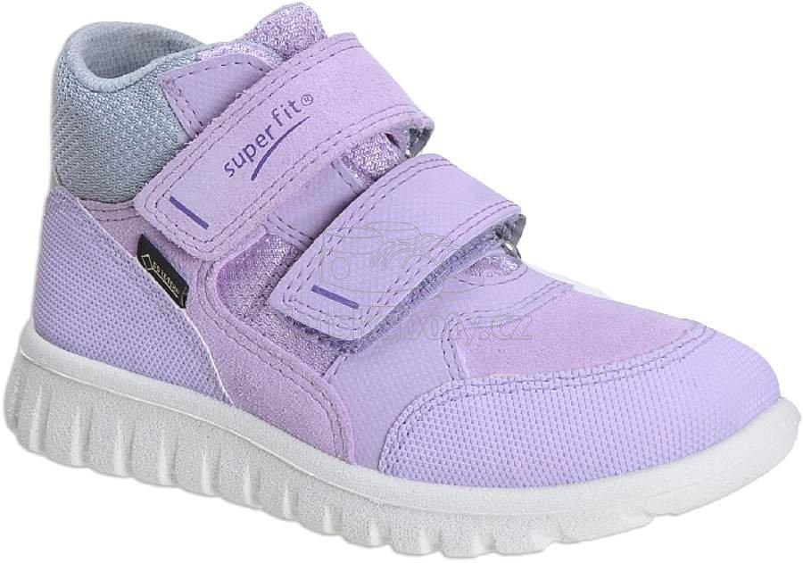 Dětské celoroční boty Superfit 4-00193-90. img. Skladem ebf79c8080