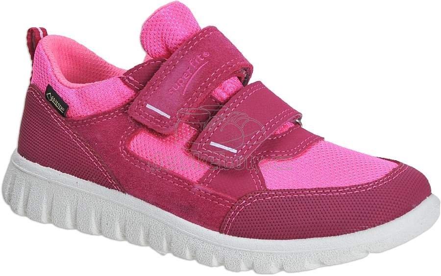 Dětské celoroční boty Superfit 4-09190-50  70dee40813