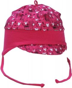 Dětská jarní čepice Radetex 0129-2