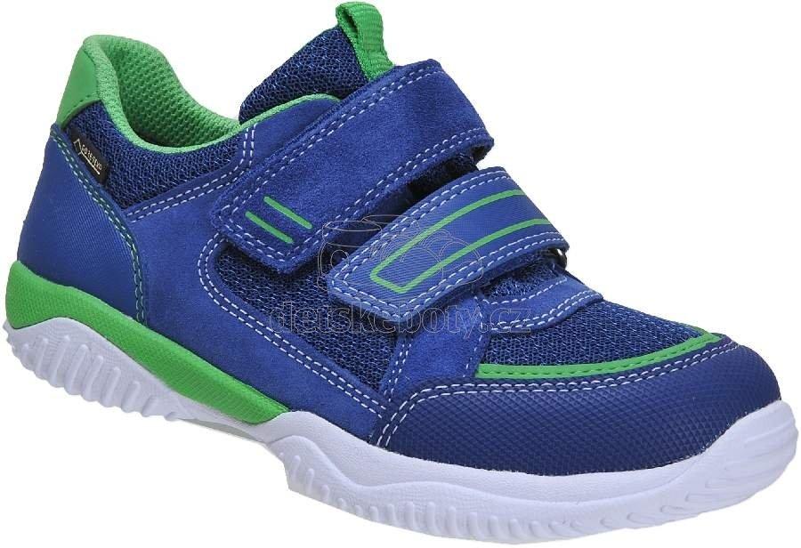 Detské celoročné topánky Superfit 4-09381-80 a5c9bf3cca