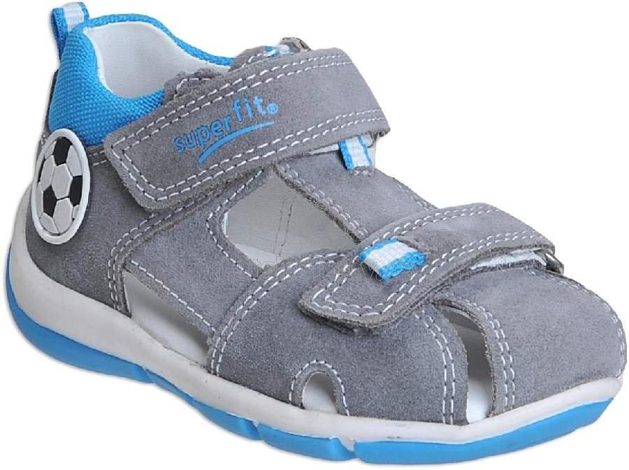 Egész évben hordható gyerekcipő Superfit 4-09142-25