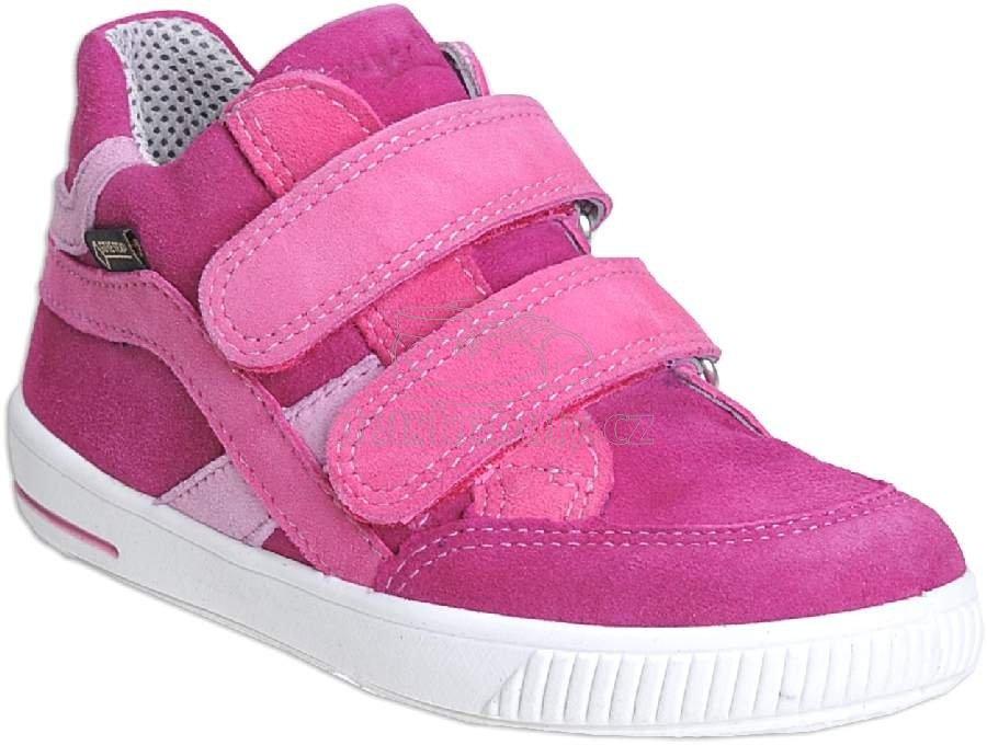Dětské celoroční boty Superfit 4-00349-50 f92a1502c83