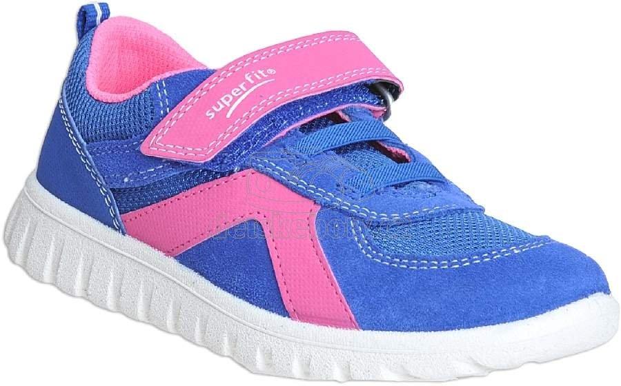 Dětské celoroční boty Superfit 4-09192-81 c5999e7763