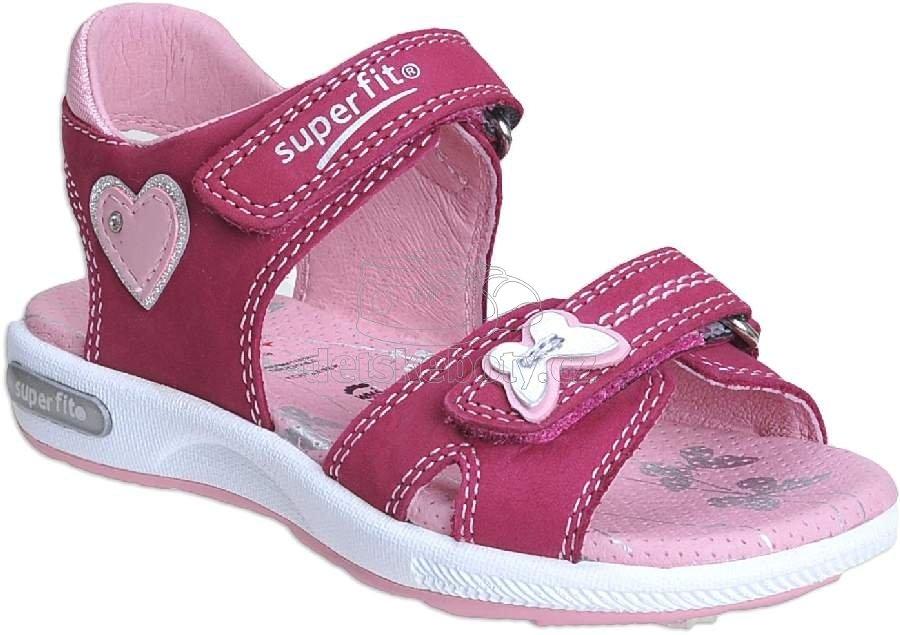 Dětské letní boty Superfit 4-09131-50 7d4bd9ca9e5