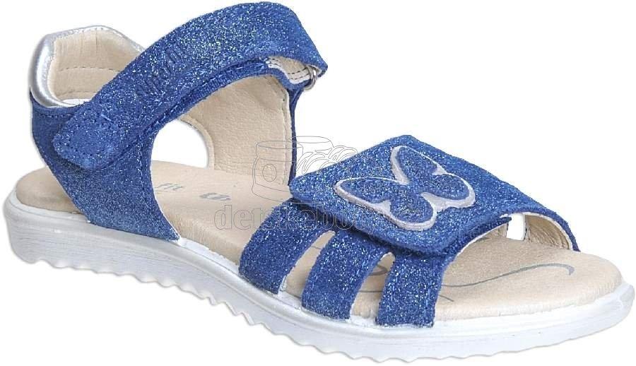Dětské letní boty Superfit 4-00009-80 f59994c0061