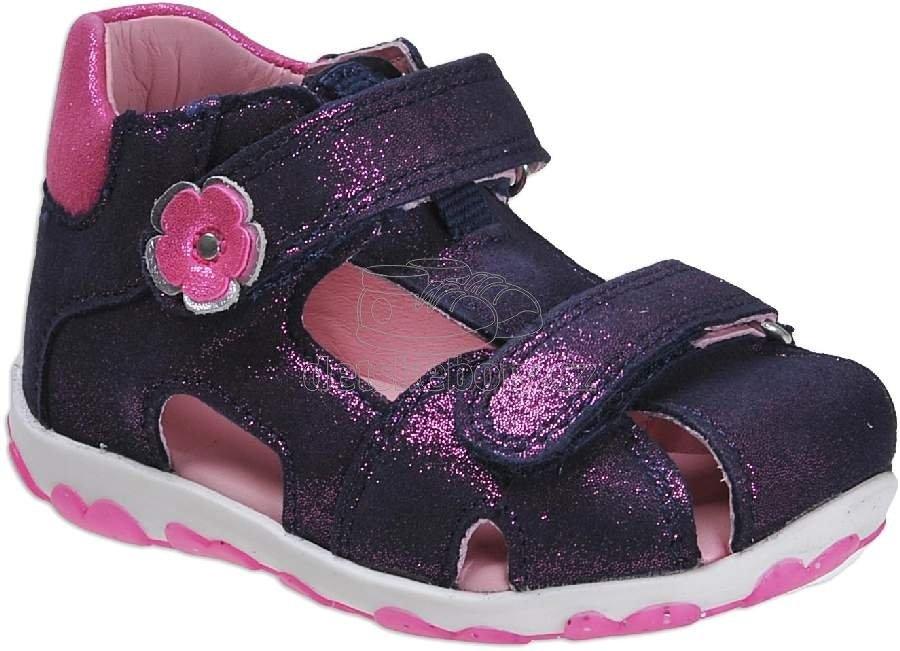 Dětské letní boty Superfit 4-09040-80 bcab7a916a