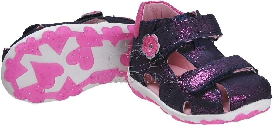 Dětské letní boty Superfit 4-09040-80  e5f21efe56a