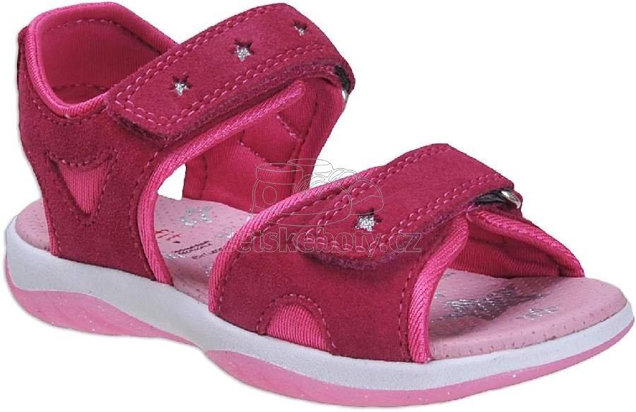 Dětské letní boty Superfit 4-09127-51 7ff9f840f0