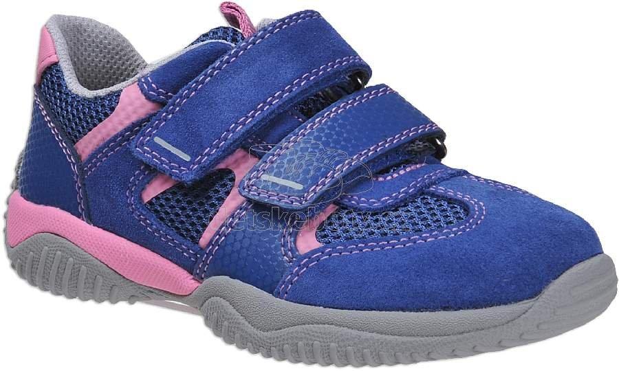 Dětské celoroční boty Superfit 4-09380-83 d3674b9779