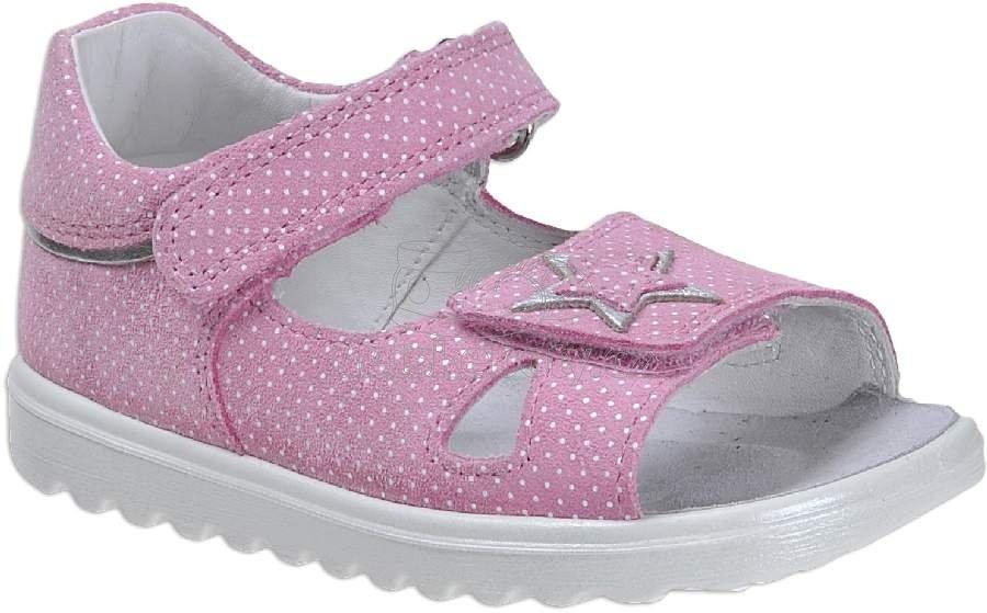 Dětské letní boty Superfit 4-09016-55 bca325afa3