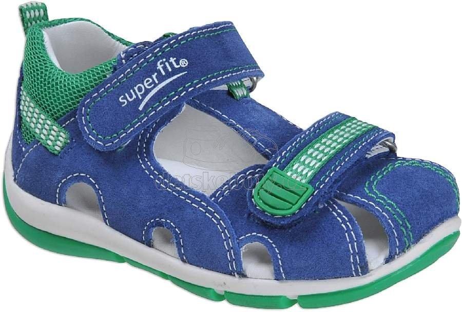 Dětské letní boty Superfit 4-00140-82 00b9e5e625