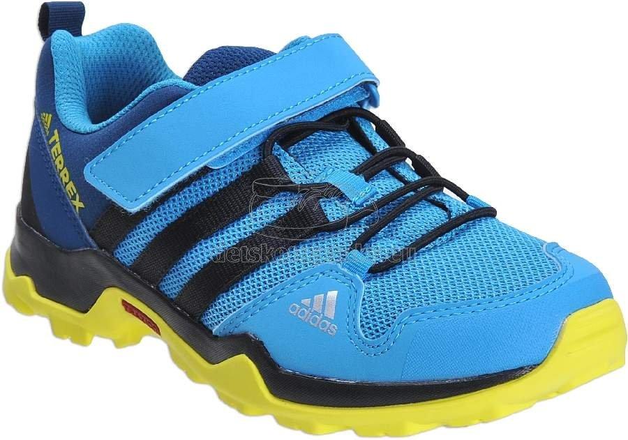 Turistické topánky adidas Terrex AX2R CF K BC0679