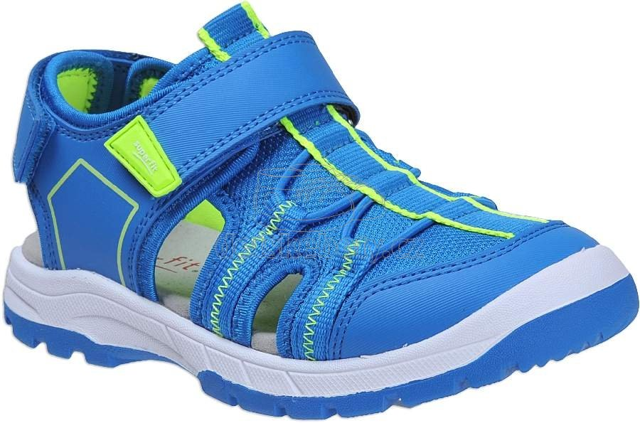 Dětské letní boty Superfit 4-09025-82 978f33f3ec0
