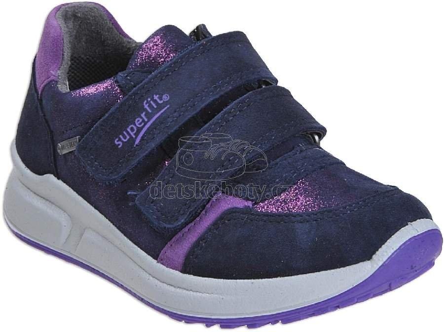 6a969c875fb8 Detské celoročné topánky Superfit 3-00189-80