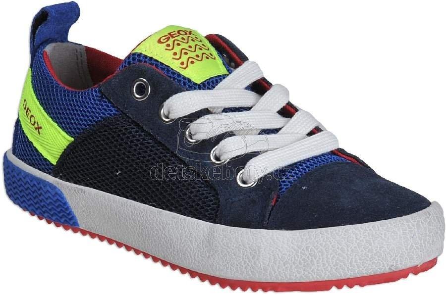 Egész évben hordható gyerekcipő Geox J922CB 01422 C4502