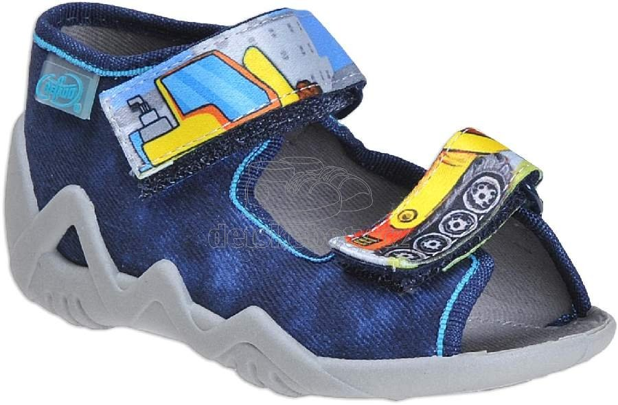 Otthoni gyerekcipő Befado 250 P 077
