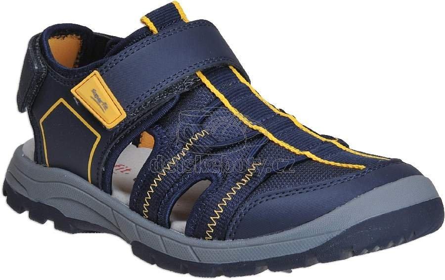 Detské letné topánky Superfit 4-09025-81