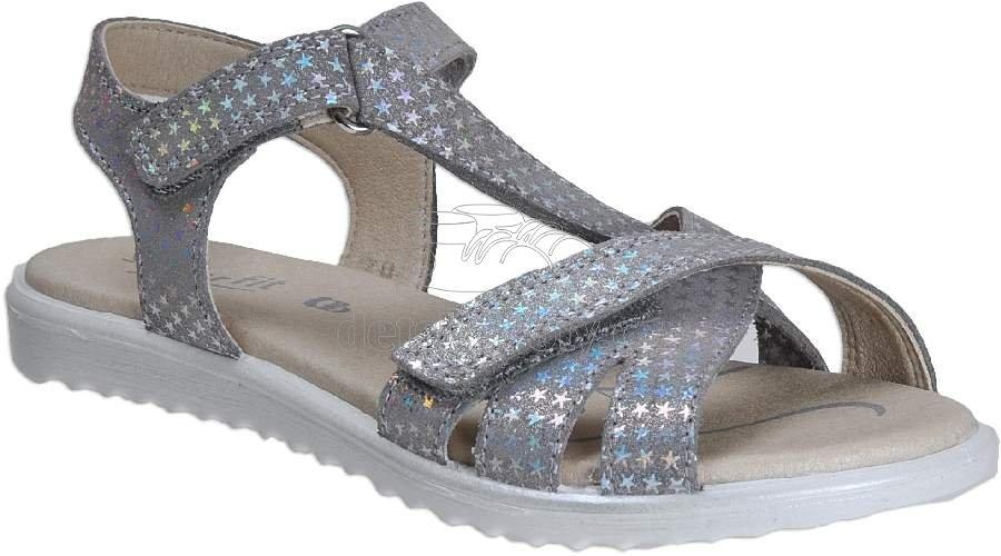 abfa006f33ef Detské letné topánky Superfit 4-00004-25