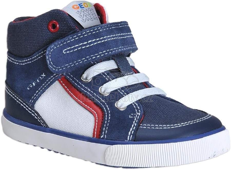 Detské celoročné topánky Geox B82A7C 02210 C4211