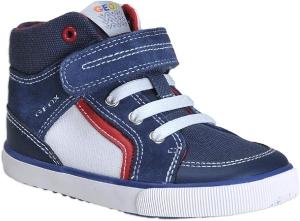 Dětské celoroční boty Geox B82A7C 02210 C4211