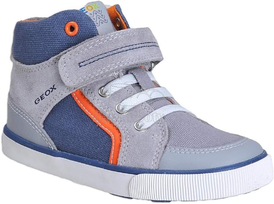Detské celoročné topánky Geox B82A7C 02210 C0493