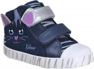 Detské celoročné topánky Geox B92D5D 01354 C4002