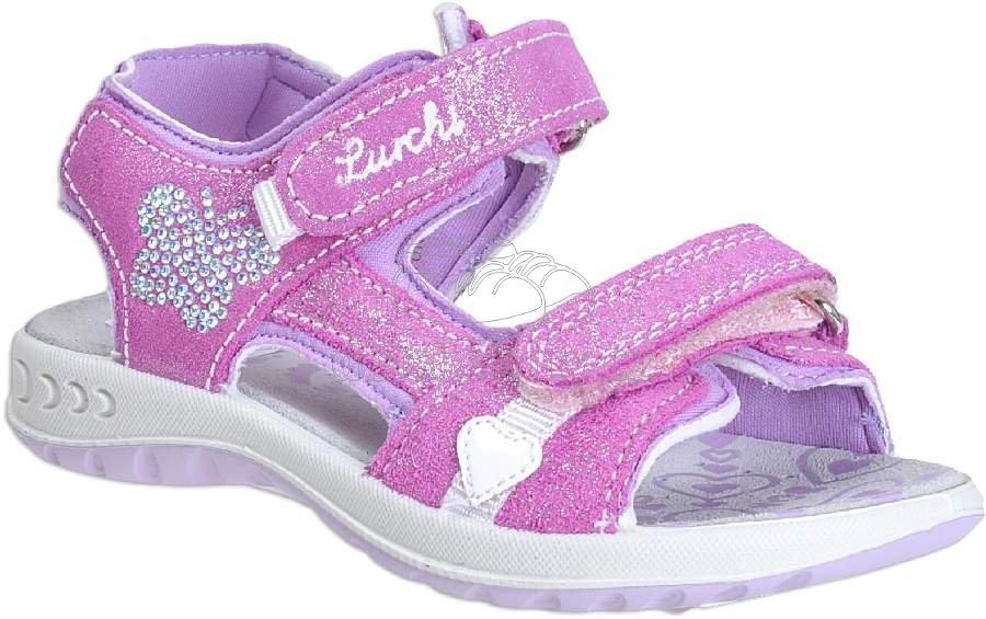 Detské letné topánky Lurchi 33-18805-23