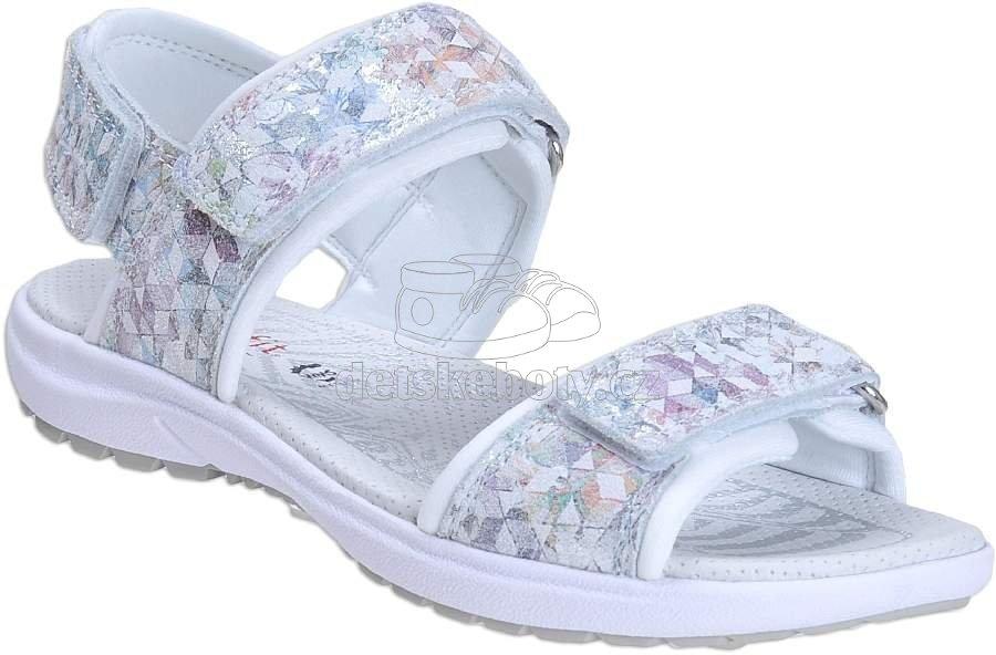 fddbbe8d0fc4 Detské letné topánky Superfit 4-09204-10