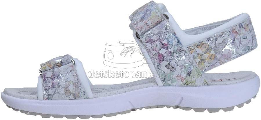 cb95dd5abaa4 Detské letné topánky Superfit 4-09204-10