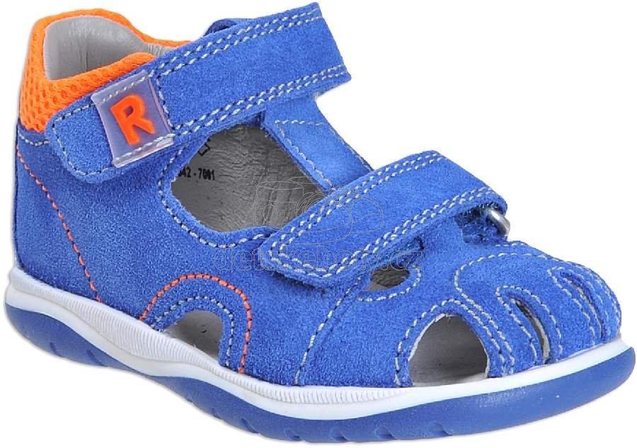 Detské letné topánky Richter 2602-542-7001