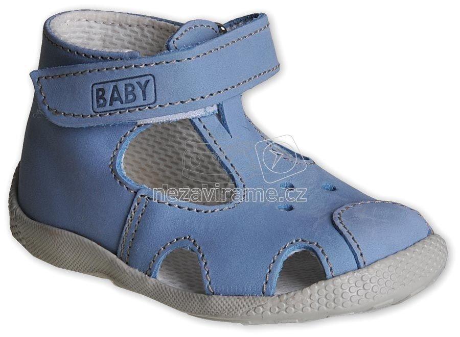 Detské capáčky Veleta 7272 026 modrá