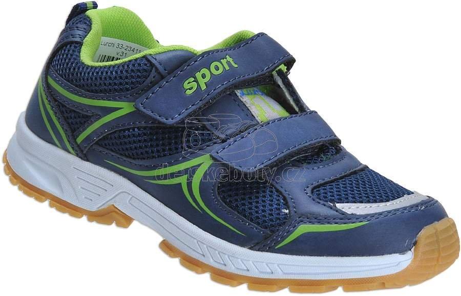 Detské celoročné topánky Lurchi 33-23411-32
