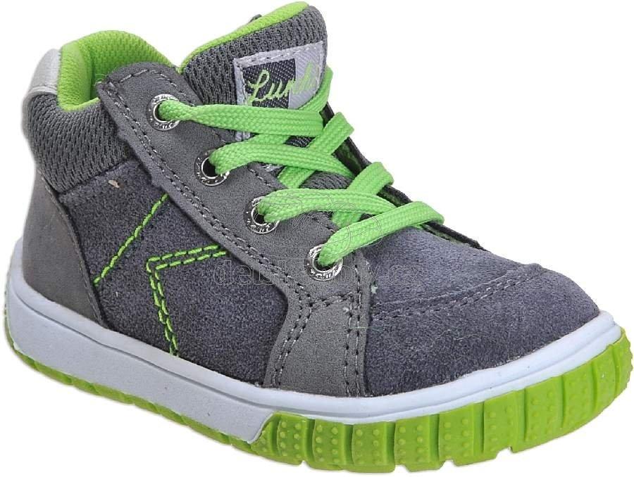 Detské celoročné topánky Lurchi 33-14642-25