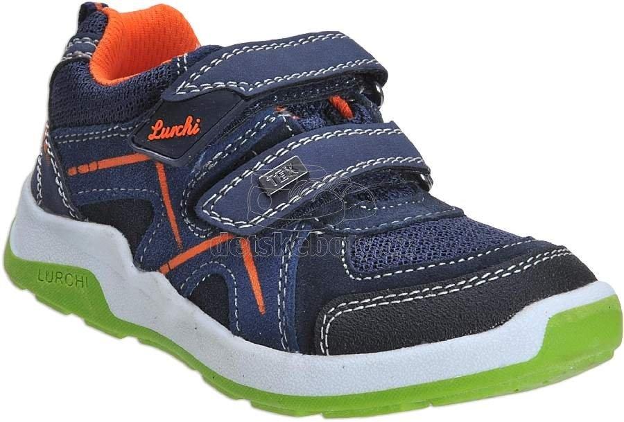 Detské celoročné topánky Lurchi 33-23407-42