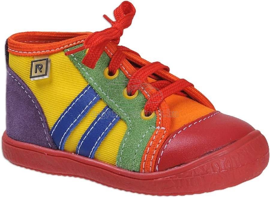 Gyerek tornacipő RAK 100016 Lupi