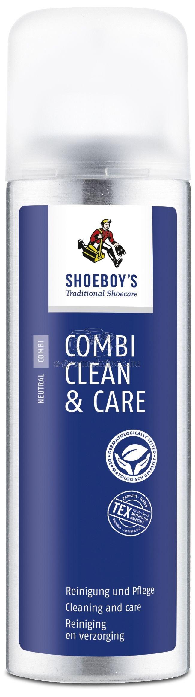 Shoeboy's COMBI CLEAN & CARE 200ml