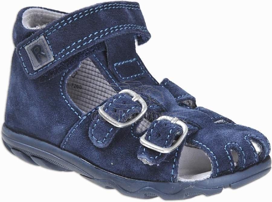 Detské letné topánky Richter 2111-541-7200