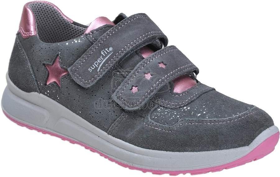 e1bdc2ef08 Detské celoročné topánky Superfit 8-00187-20