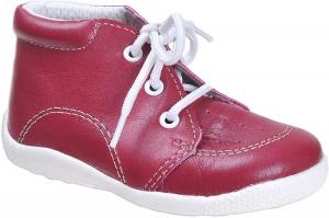 Detské capáčky BOOTS4U T014 bordo