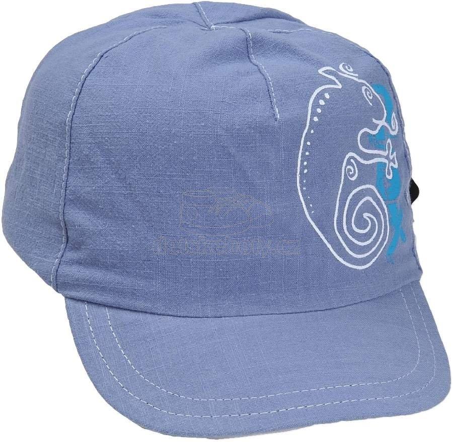 Dětská letní čepice Radetex 7629-3