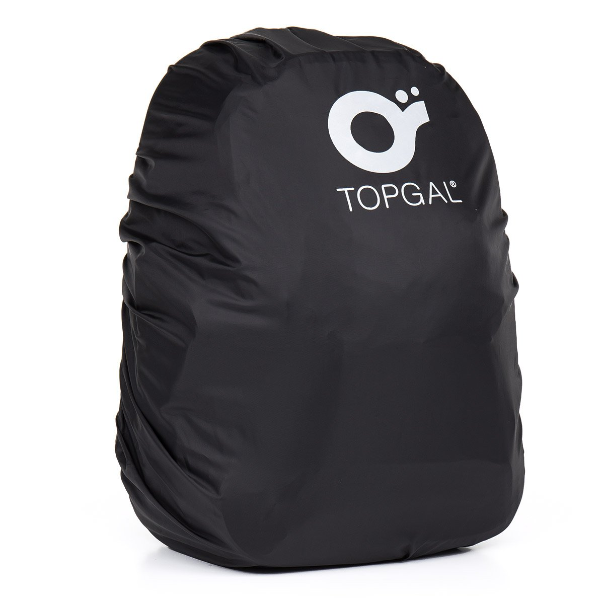 Pláštěnka na batoh na notebook Topgal TOP 163 A - Black
