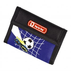 Peněženka Step by Step Fotbal
