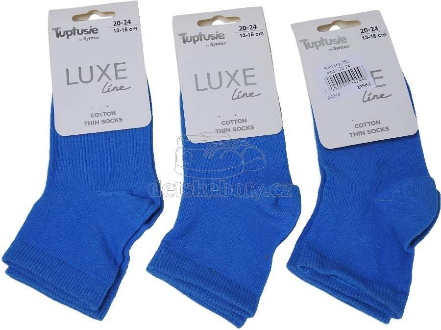 Detské ponožky Red sox 283 modrá