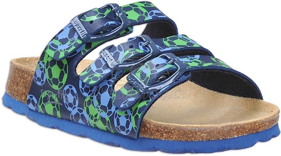 Dětské boty na doma Superfit 8-00113-83