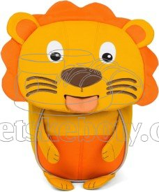 Batůžek pro nejmenší Affenzahn Lena Lion small - Yellow