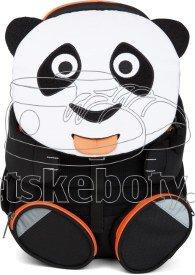 Dětský batoh do školky Affenzahn Paul Panda large - White
