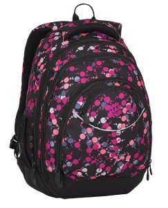 BAGMASTER ENERGY 8 B BLACK/PINK/GRAY