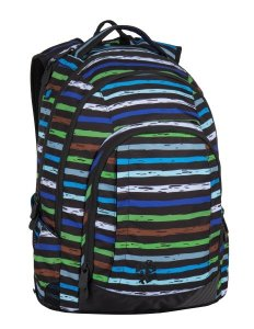 LINCOLN 7 A Bagmaster GREEN/BLUE/BROWN