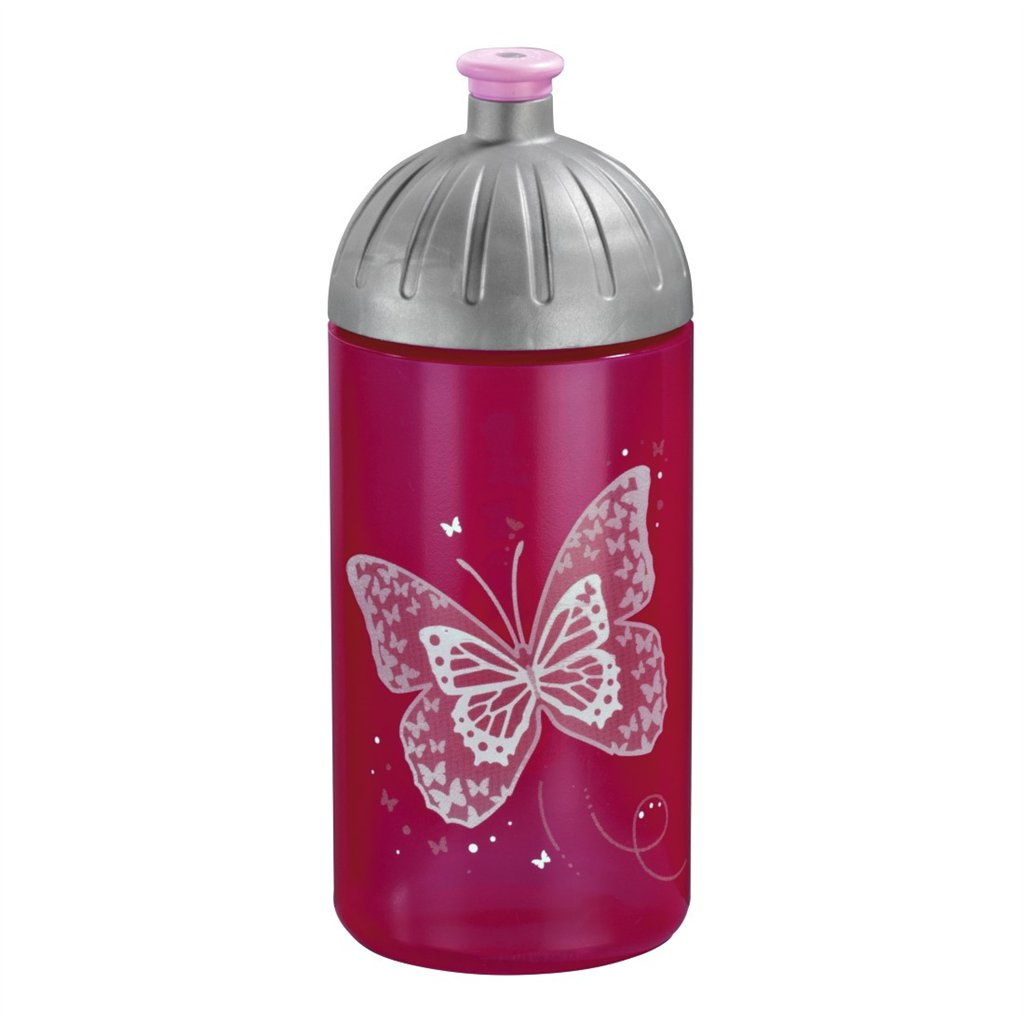 Lahev na pití Step by Step 0,5 l, Motýl